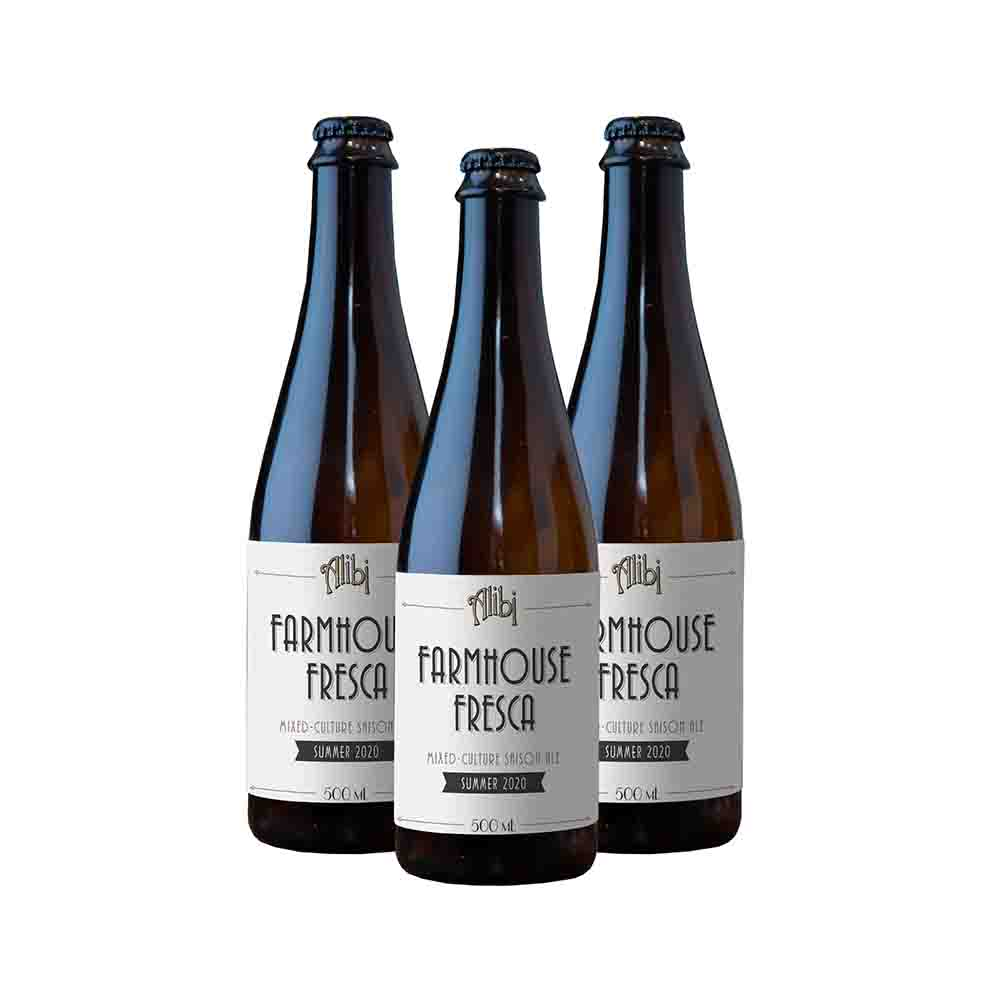 Farmhouse Fresca I Mixed Culture Saison