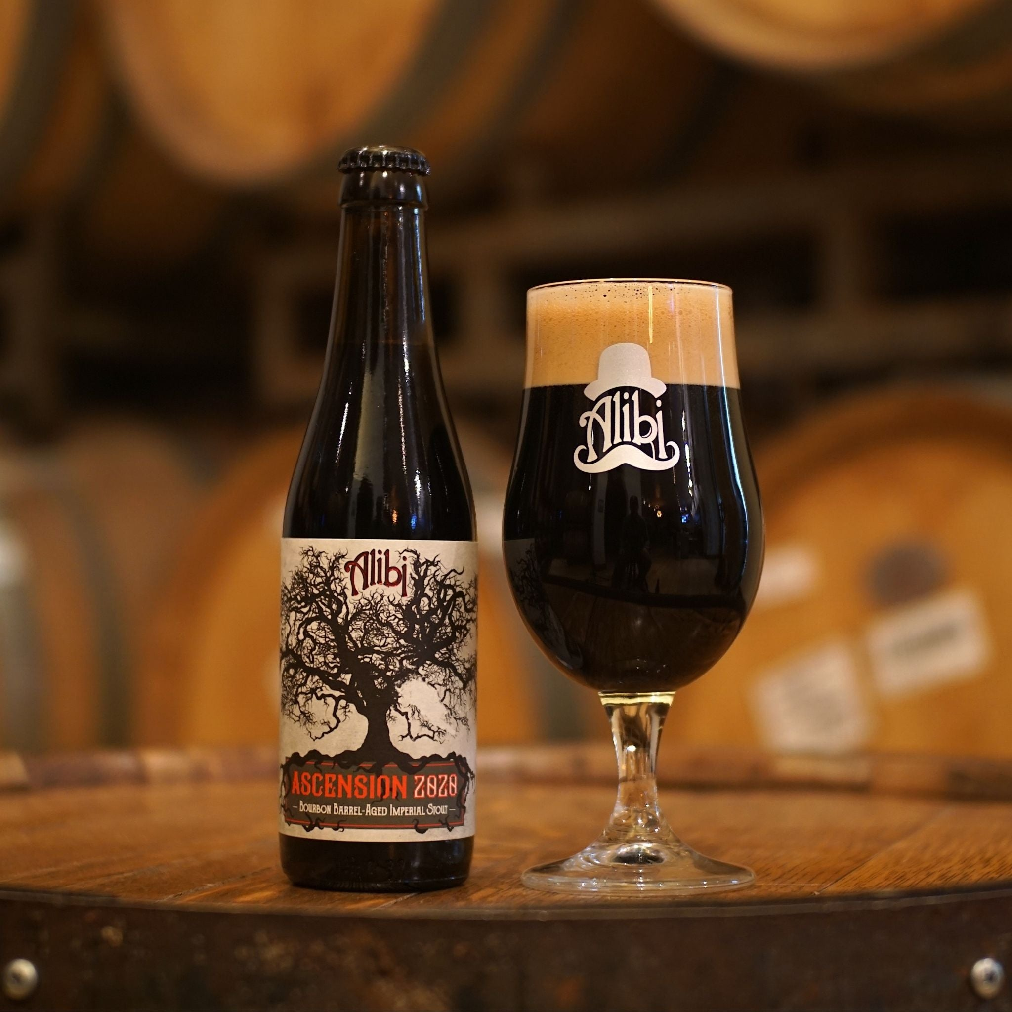 Ascension 2020 I Bourbon Barrel-Aged Imperial Stout