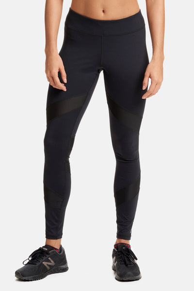 Women's Alpine Legging Jet Black_1