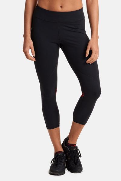 Women's Alpine Capri Jet Black_1