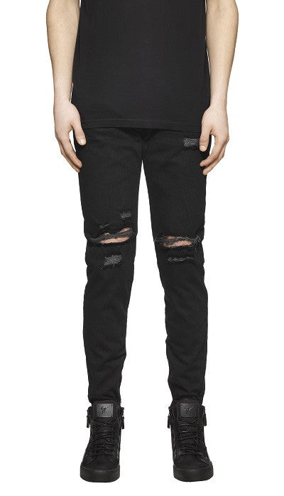 Destroyed-Denim-black-@marcwenn.com