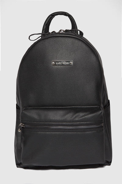 Essential backpack - Black  PRE ORDER [January 15th *Release*]