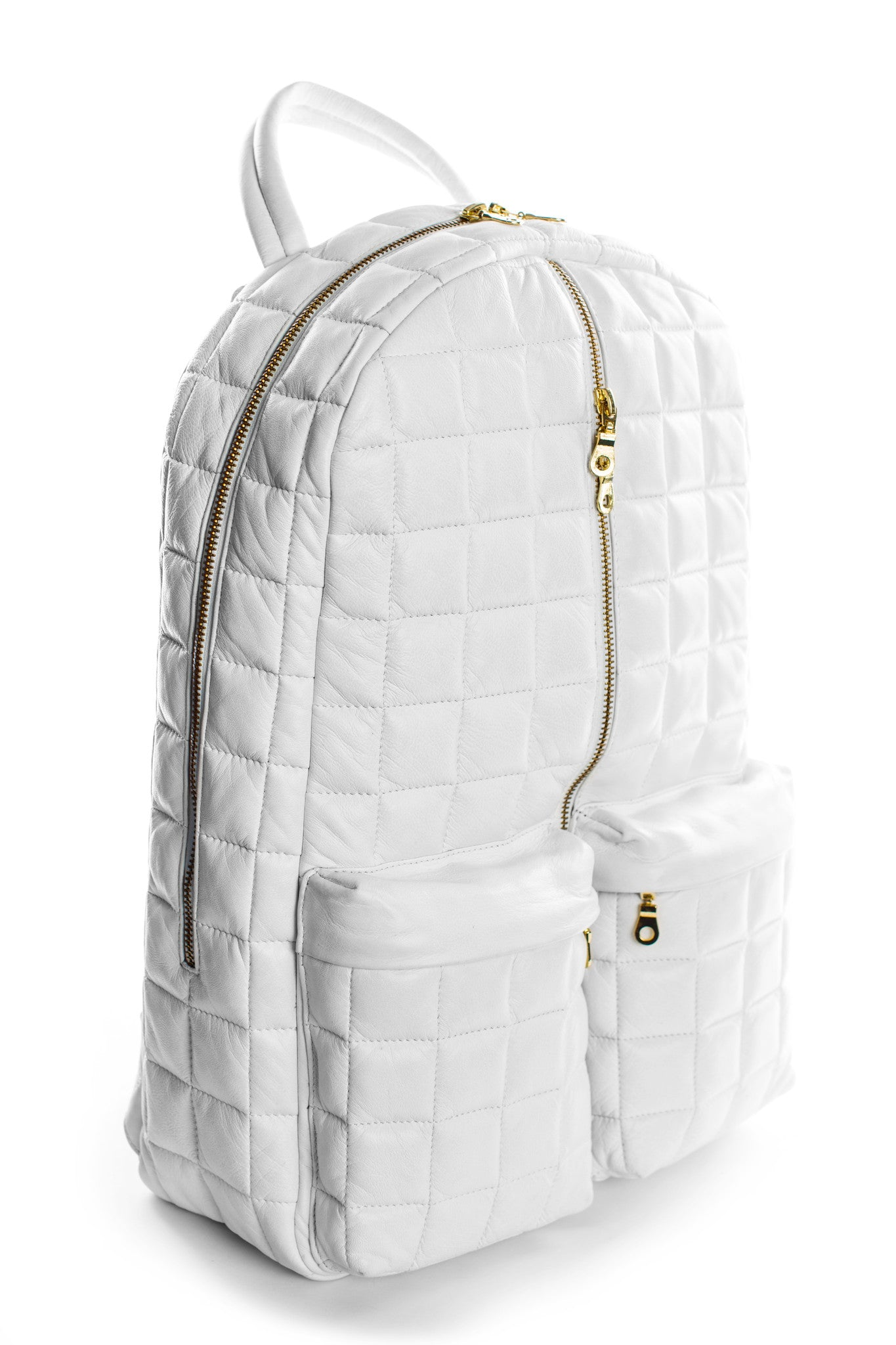 Marc 1 Backpack- Colgate White PRE ORDER [September 12th *Release*]