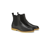 chelsea-boots-black-leather-handmade-@marcwenn.com
