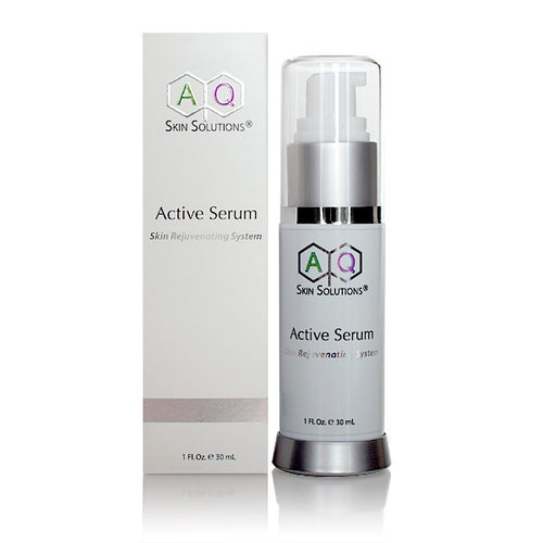 Active Serum- Skin Rejuvenating System