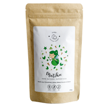 Load image into Gallery viewer, ORGANIC PREMIUM MATCHA POWDER-Fairy Superfoods