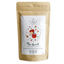 Load image into Gallery viewer, ORGANIC GOJI BERRY POWDER-Fairy Superfoods