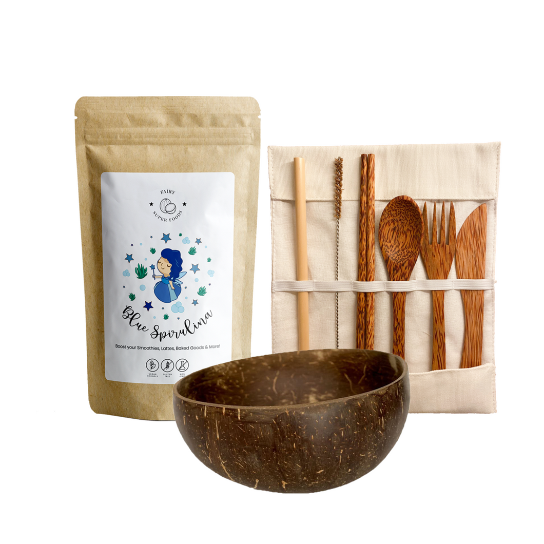 BLUE SPIRULINA KIT