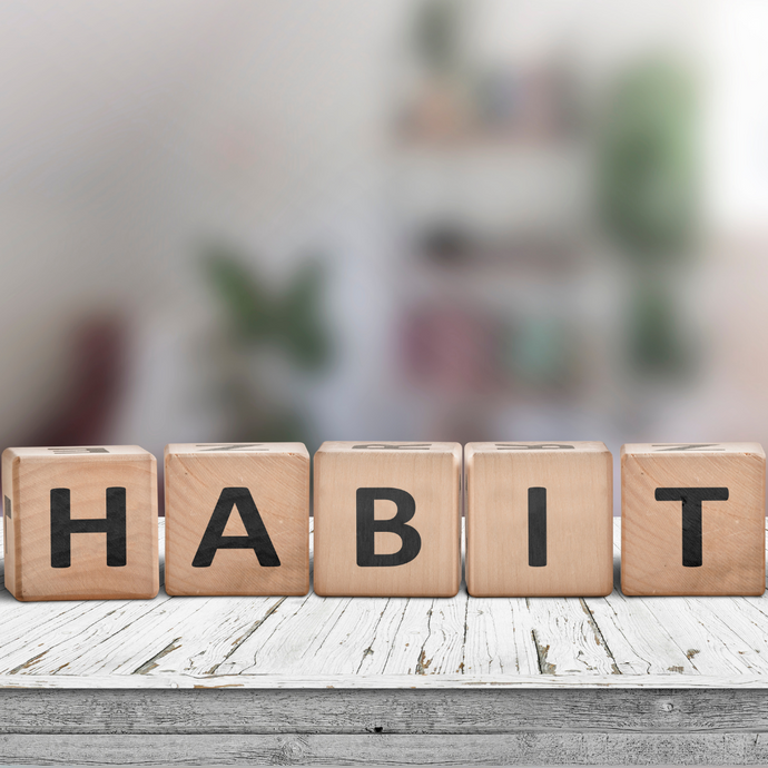Top Three Habits Holding You Back