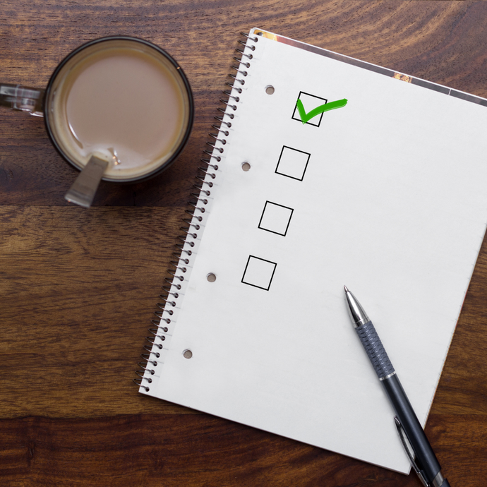 5 Tips to Check Off Your List