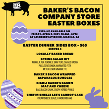 Load image into Gallery viewer, Baker's Bacon Easter Box