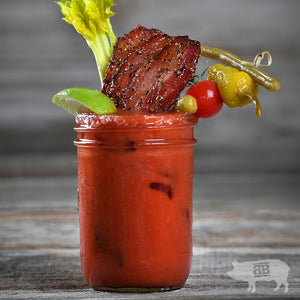 Baker's Bacon bloody mary