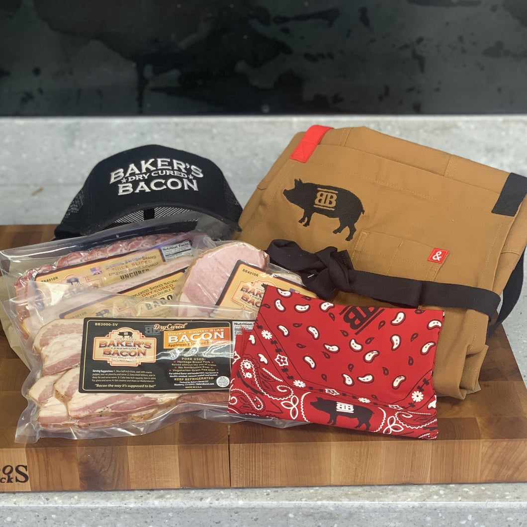 Ultimate Baker's Bacon Lover Gift Set