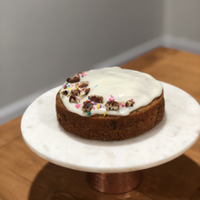 Load image into Gallery viewer, Baker's Bacon Easter Box Carrot Cake Chef Michelle Lee