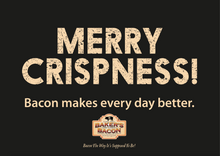 Load image into Gallery viewer, Baker's Bacon Gift Box - Merry Crispness