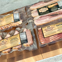 Load image into Gallery viewer, Baker's Bacon Sampler pack