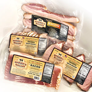 Baker's Bacon Sampler pack