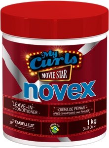 My Curls Movie Star Leave in 1 kg