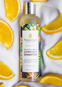 African Citrus Superfruit Shampoo 300 ml