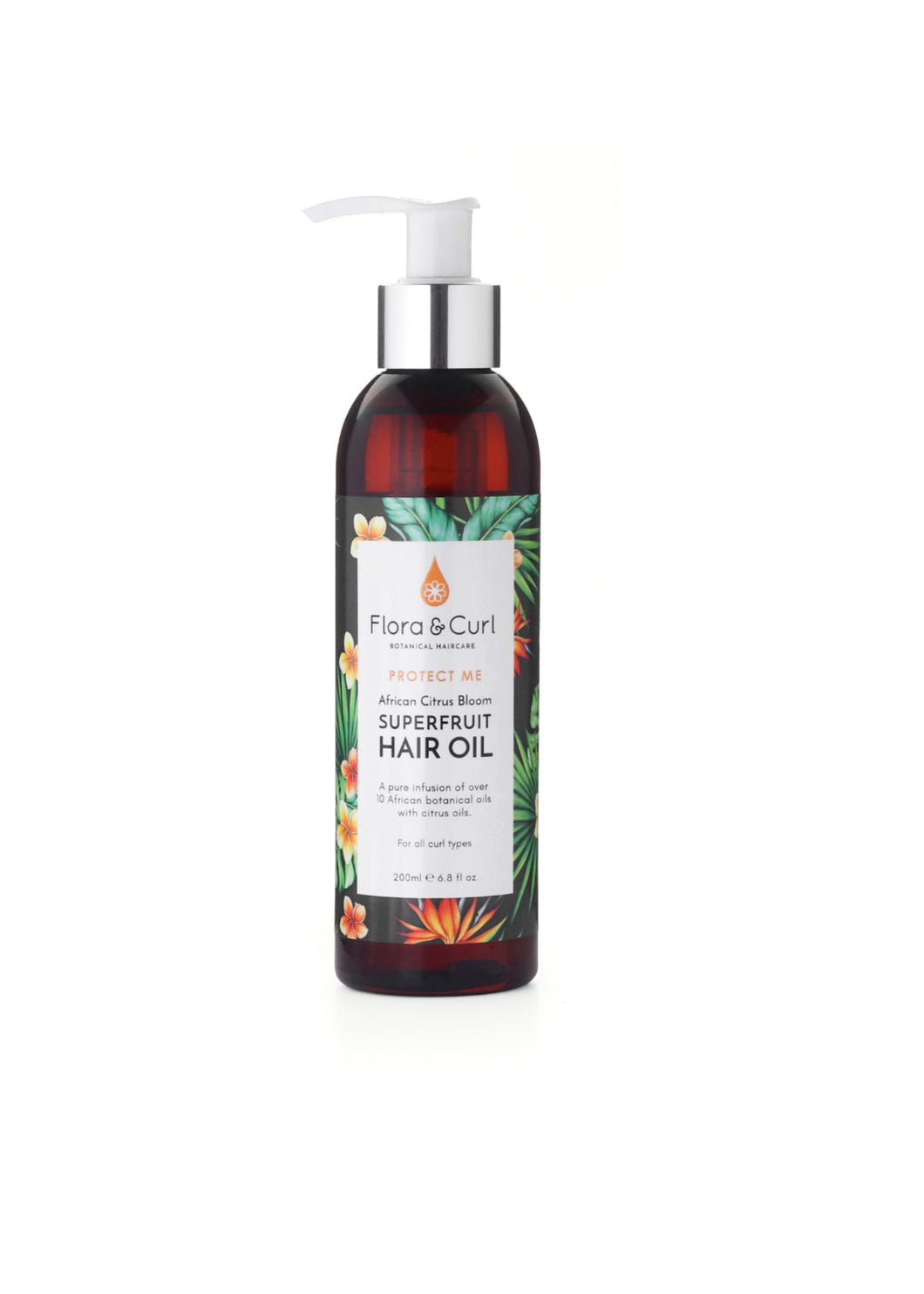 African Citrus Superfruit Hair Oil 200 ml