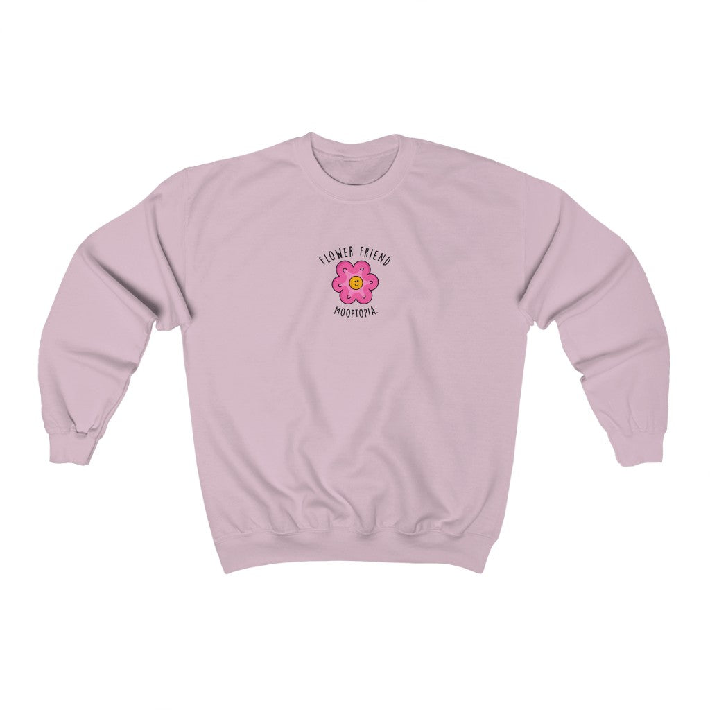 Mooptopia - Flower Friend Crewneck