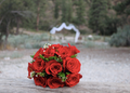 Red Rose Bouquets & Boutonnieres