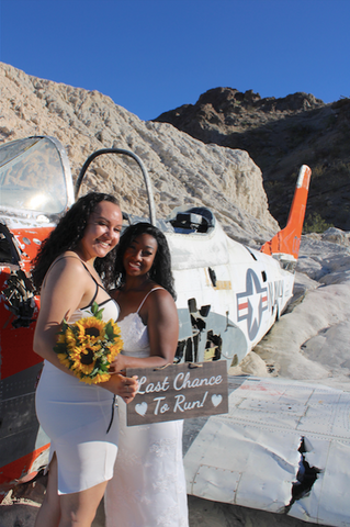#GhostTownWedding | #MarriedInVegas Studios