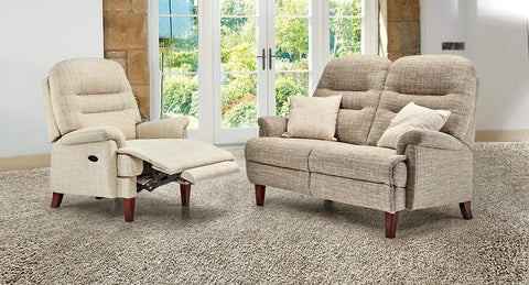 Keswick Classic Fixed 2 Seater Sofa