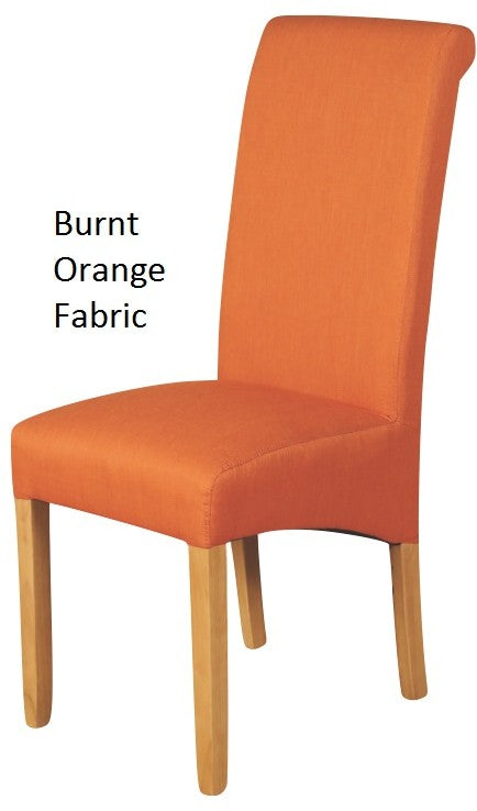 Royal Dining Chair (Various Colours)