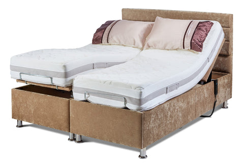 Hampton Head-And-Foot Adjustable Bed