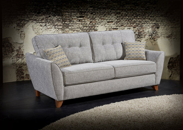 Ashmore 3 Seater High Back Sofa