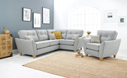 Ashmore 2 Arm Chaise Group Sofa
