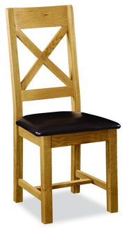 Dartmoor Cross Back Dining Chair