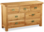 Dartmoor 3 Over 4 Chest Of Drawers