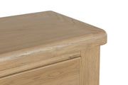 Havana Wooden 2 Over 3 Chest Of Drawers