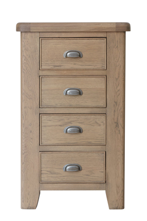 Havana Wooden 4 Drawer Chest Of Drawers