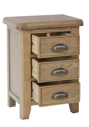 Havana Wooden Bedside Table