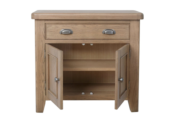 Havana 1 Drawer 2 Door Sideboard