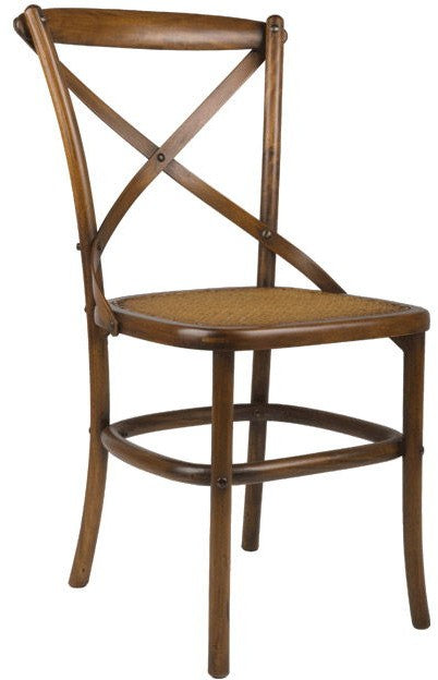 Mahogany Brentwood Chair