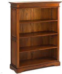 Mahogany Medium Bookcase