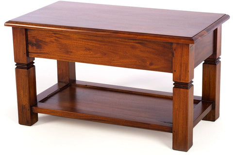 Mahogany Small Coffee Table