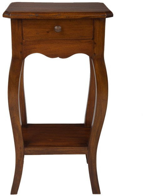 Mahogany Small Telephone Table