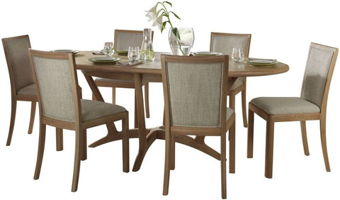 Stroud Oval Extending Dining Table