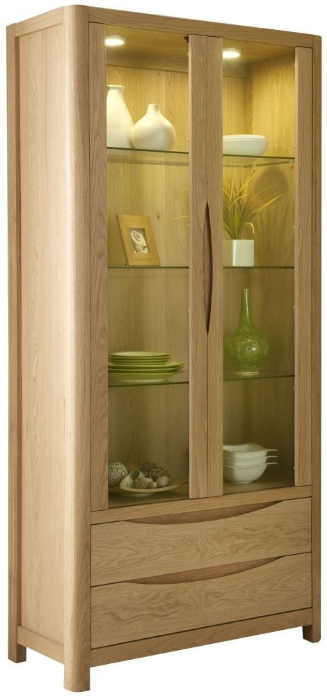 Stroud Tall Display Cabinet
