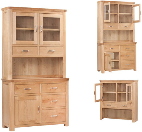Truro Large Buffet Hutch