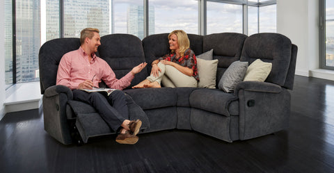 Keswick Recliner Corner Group