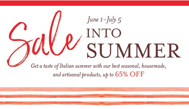 Sale into Summer at Eataly Toronto