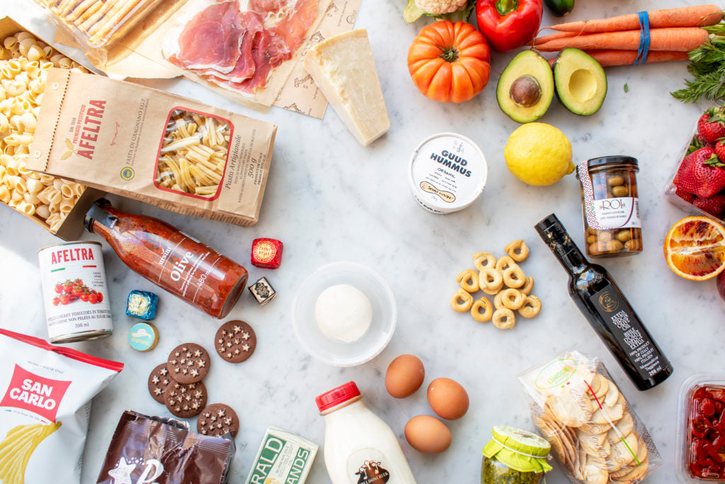 italian and local groceries