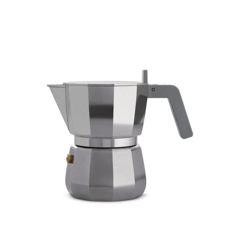 3-Cups David Chipperfield Moka Espresso Coffee Maker