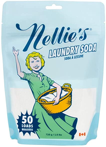Laundry Soda Pouch - 50 Loads